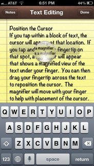 Text Magnifier Image
