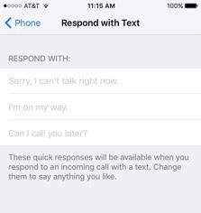 Add Custom Message