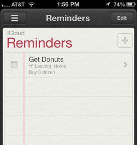 Reminder Set