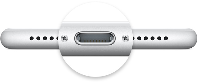 iPhone Charging Port