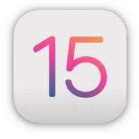 iOS 15 Icon